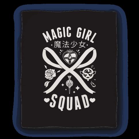 Magic Girl Squad Blanket