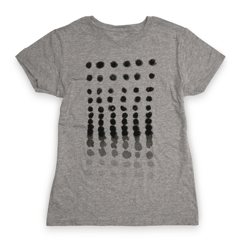 Winter Window Womens T-Shirt
