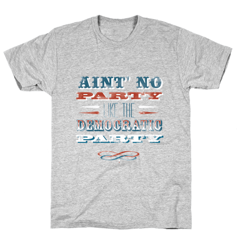 Democratic Party Shirt Mens T-Shirt
