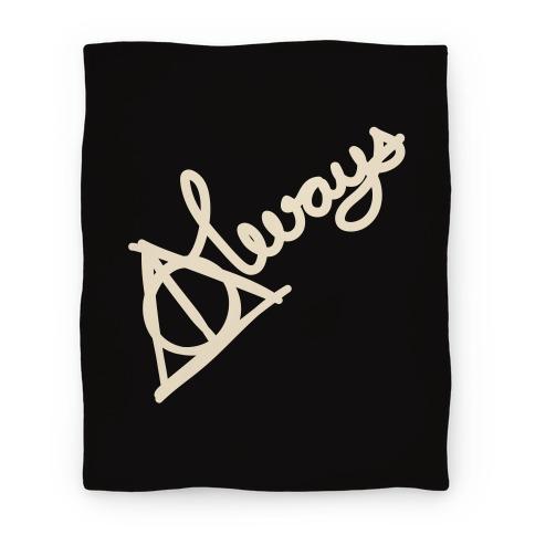 Hallows Always Blanket Blanket