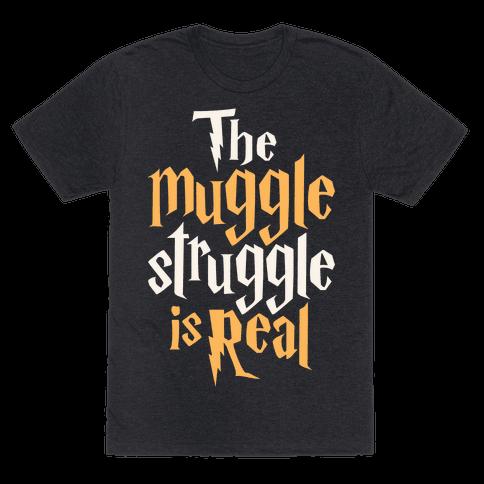 The Muggle Struggle Is Real