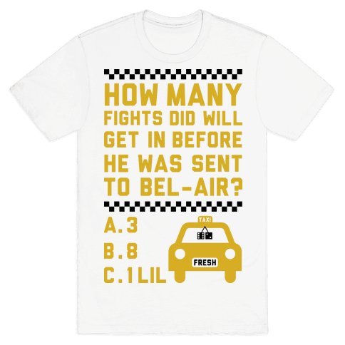 Got In One Little Fight Mens T-Shirt