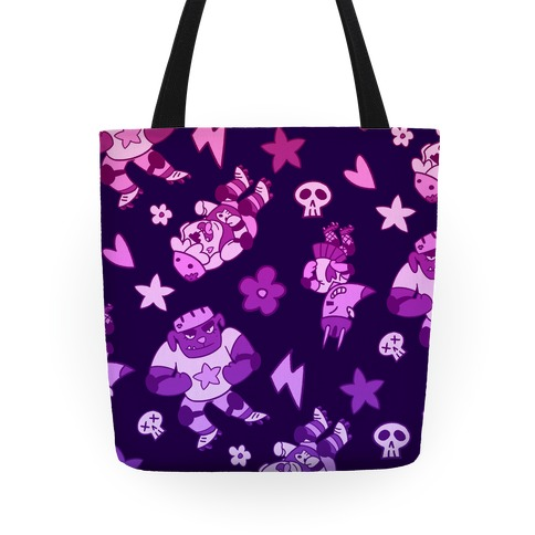 Derby Dogs Tote