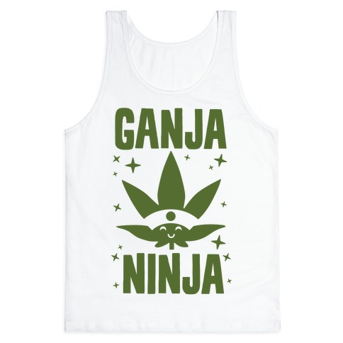 Ganja Ninja Tank Top