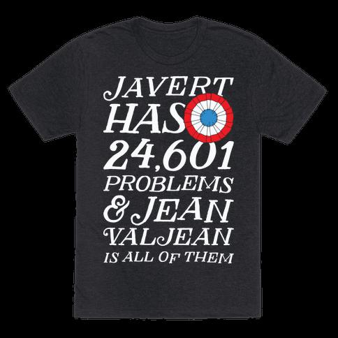 Javert Has 24,601 Problems