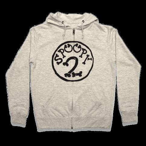 Spoopy 2 Zip Hoodie