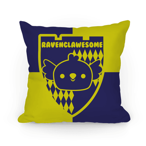 Ravenclawesome Pillow