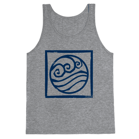 Water Bender Tank Top