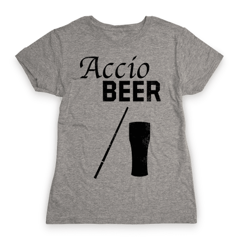 Accio BEER Womens T-Shirt