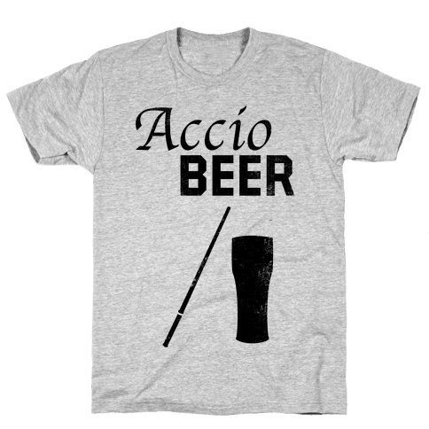 Accio BEER Mens T-Shirt