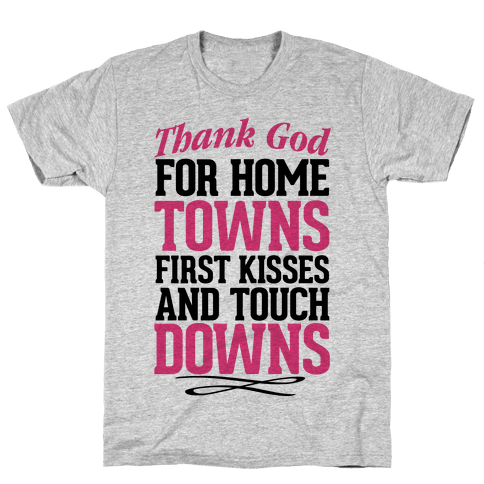 Thank God For Country Love Mens T-Shirt