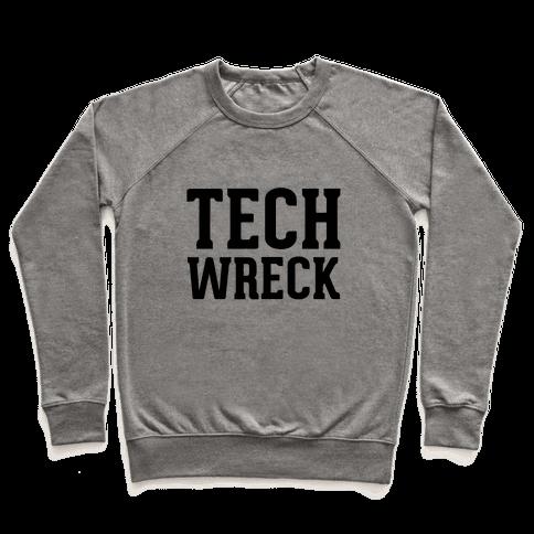 Tech Wreck Pullover