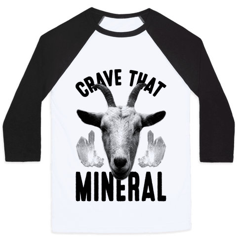 Crave That Mineral