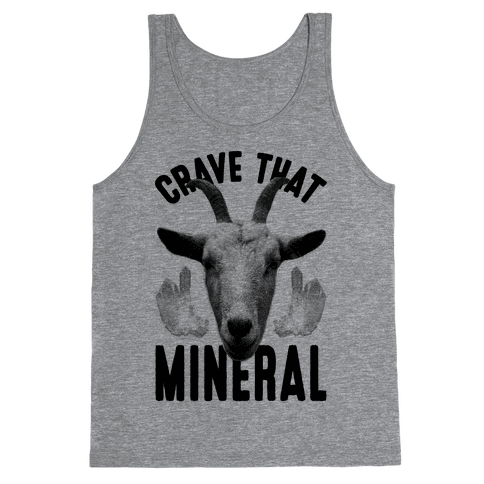 Crave That Mineral Tank Top