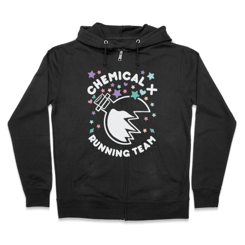 Chemical X Running Team Zip Hoodie