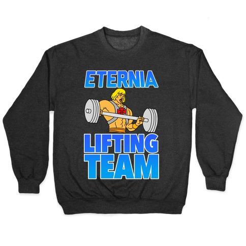 Eternia Lifting Team Pullover