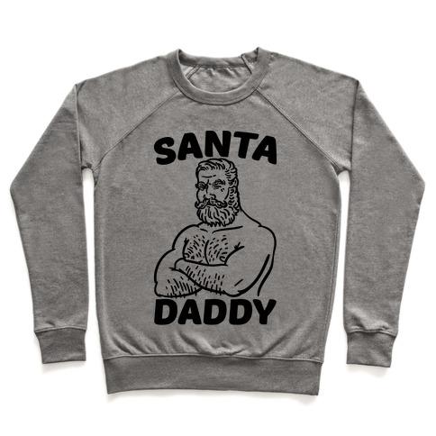 Santa Daddy Pullover