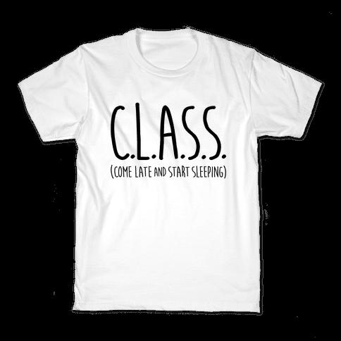 C.L.A.S.S. Kids T-Shirt