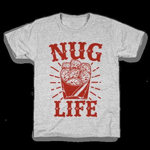 Nug Life Kids T-Shirt