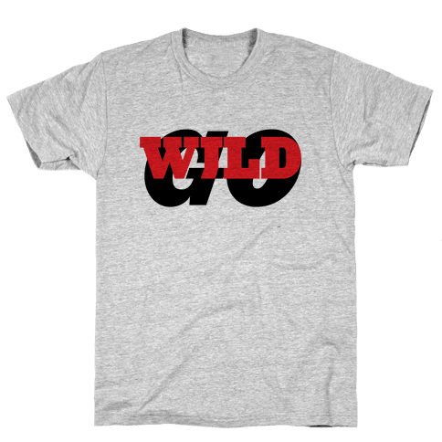 Go Wild Mens T-Shirt