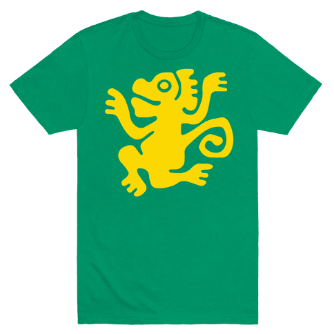 Green Monkeys Mens T-Shirt
