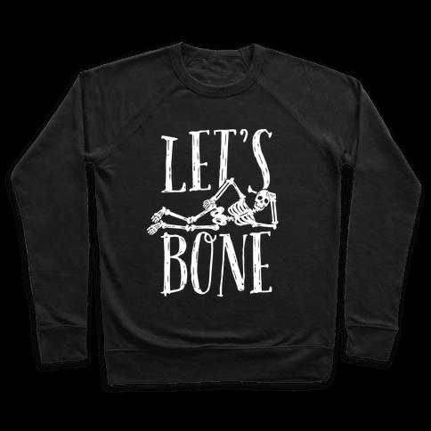 Let's Bone Pullover