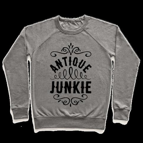 Antique Junkie Pullover