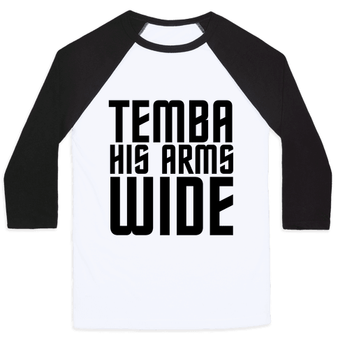 Temba Baseball Tee