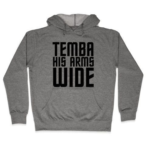 Temba Hooded Sweatshirt