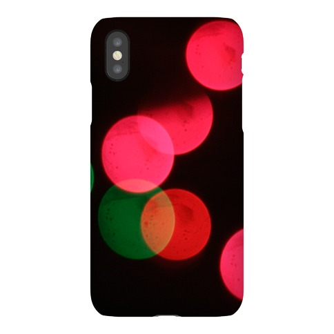Lights Case Phone Case