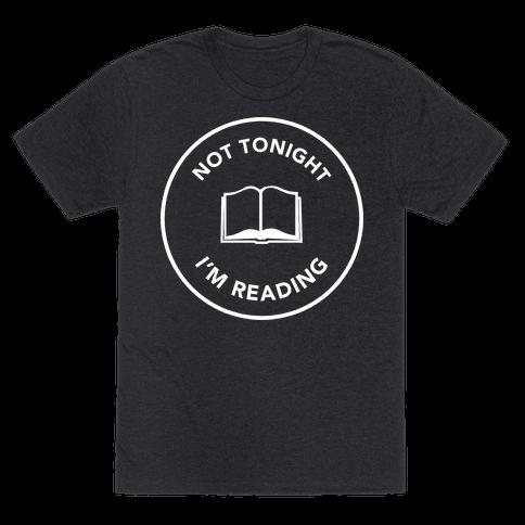 Not Tonight, I'm Reading