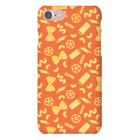 Noodle Pattern Phone Case