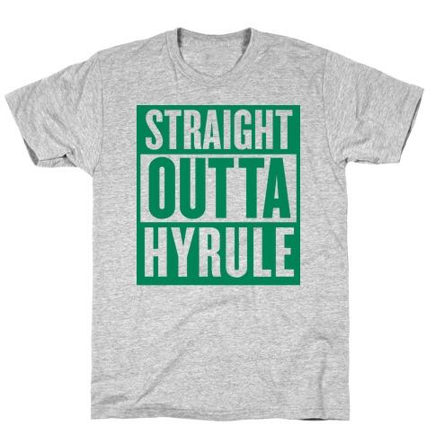 Straight Outta Hyrule T-Shirt