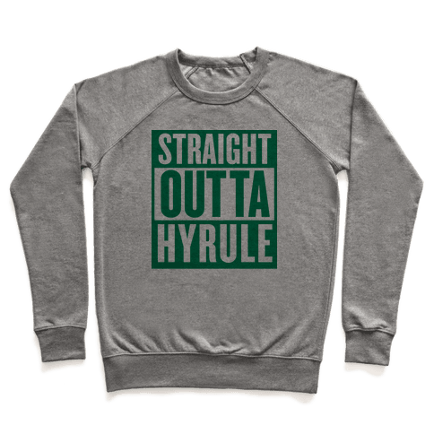 Straight Outta Hyrule Pullover