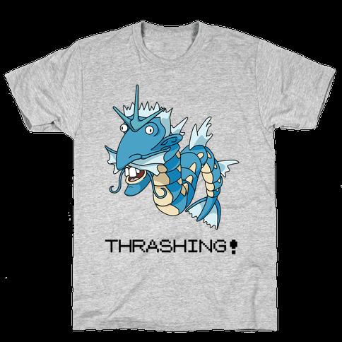 Thrashing! Mens T-Shirt