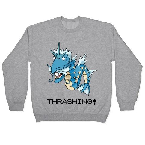 Thrashing! Pullover