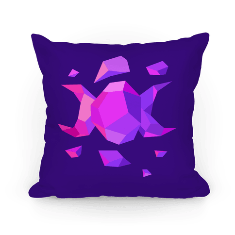 Crystal Triple Goddess Pillow