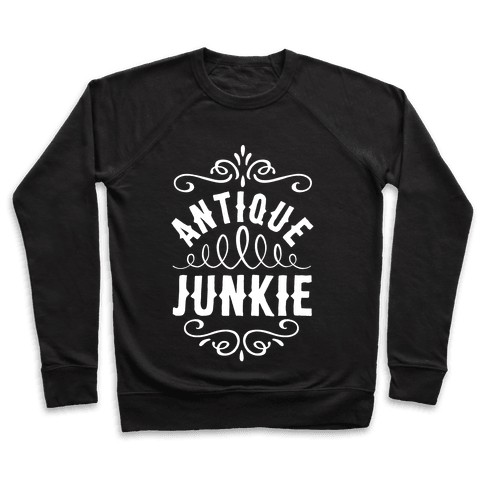 Antique Junkie Pullover