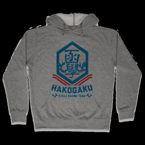 Hakogaku Cycle Racing Team Hooded Sweatshirt