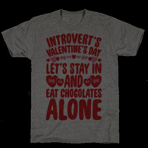 Introverted Valentine
