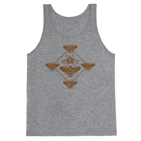 Regal Golden Honeybee Tank Top