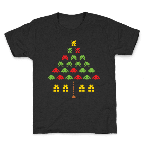 Holiday Intruders Kids T-Shirt