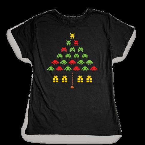 Holiday Intruders Womens T-Shirt