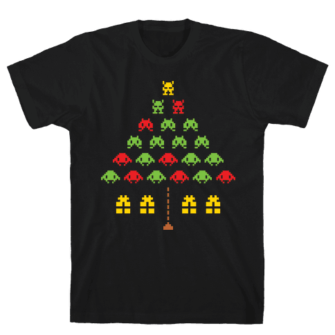 Holiday Intruders Mens T-Shirt
