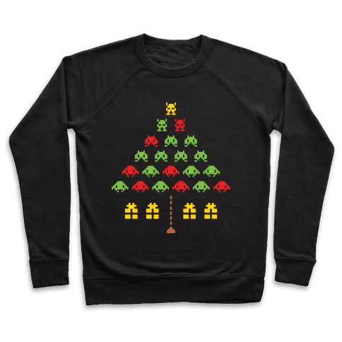 Holiday Intruders Pullover