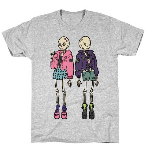 Skeleton Girls T-Shirt