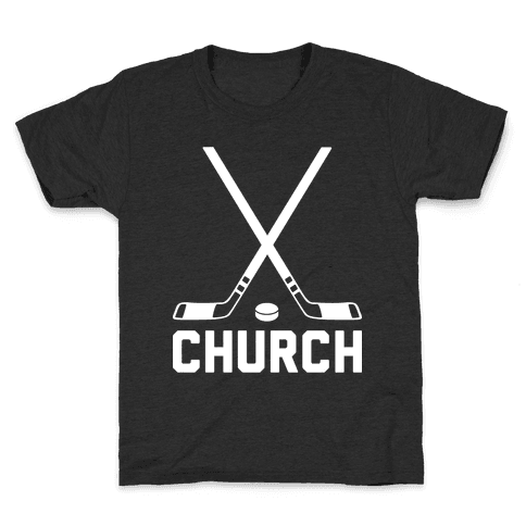 Hockey Church Kids T-Shirt