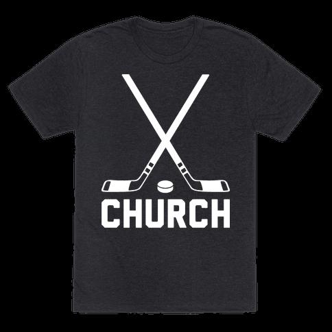 Hockey Church