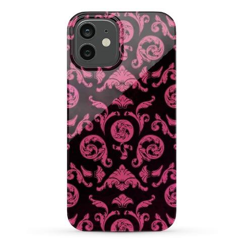 Female Toile Phone Case