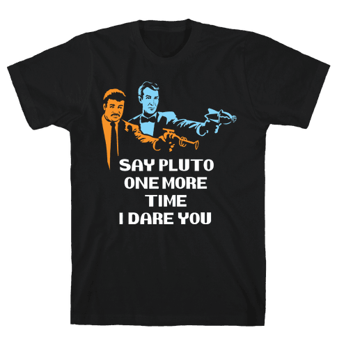 Pulp Science (Ray Guns) Mens T-Shirt